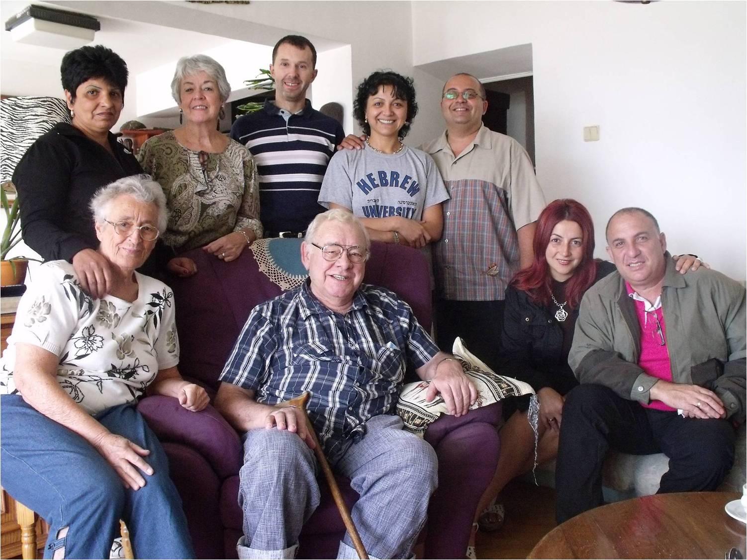 OFWBI team in Bulgaria