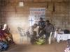 Feet washing service in Guinea