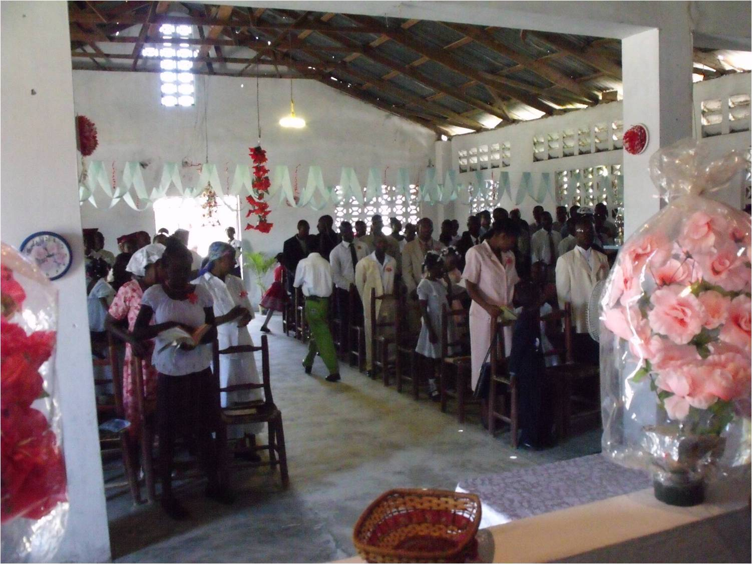 Ministry in Haiti