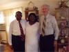 Bishop Maurice Robert & his wife, Susan