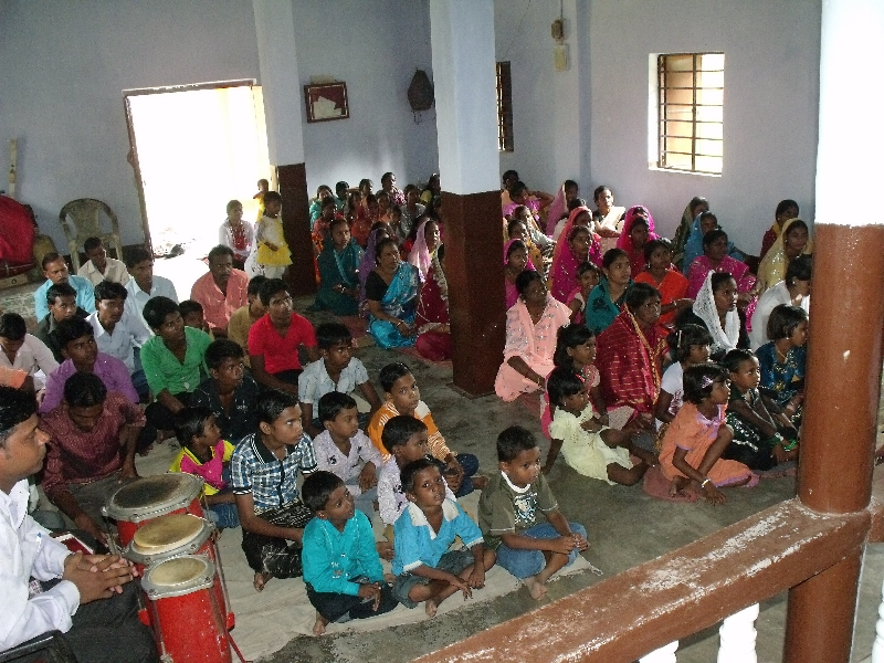 Congregation in India