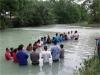 Baptism at Jimenez, Mexico