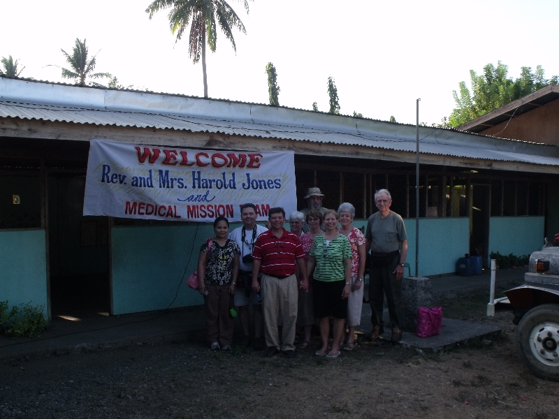 Medical Mission Team to the Philippines