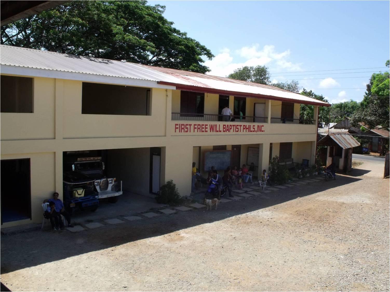 Free Will Baptist Headquarters