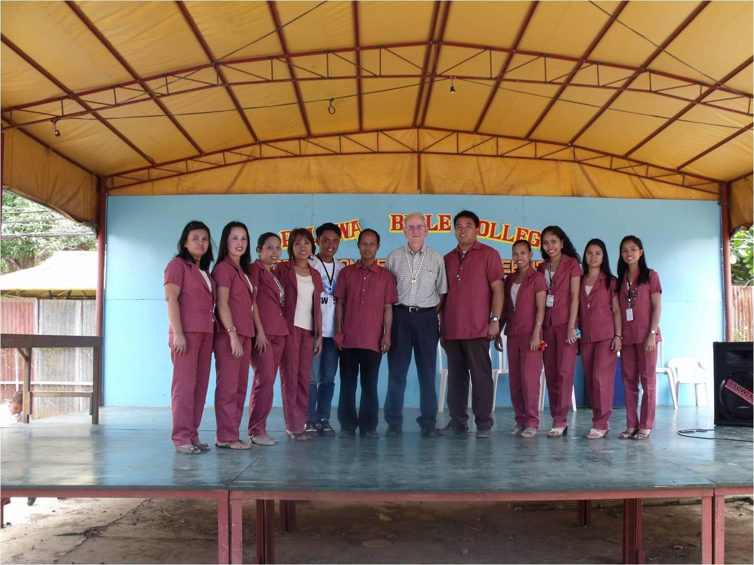 Faculty at FWB Christian School