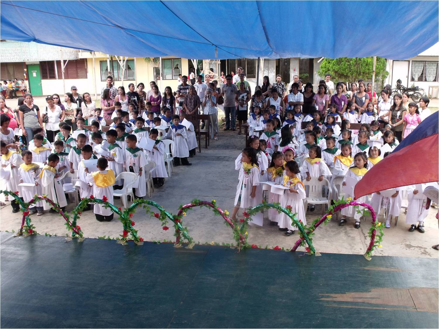 Christian School Graduation