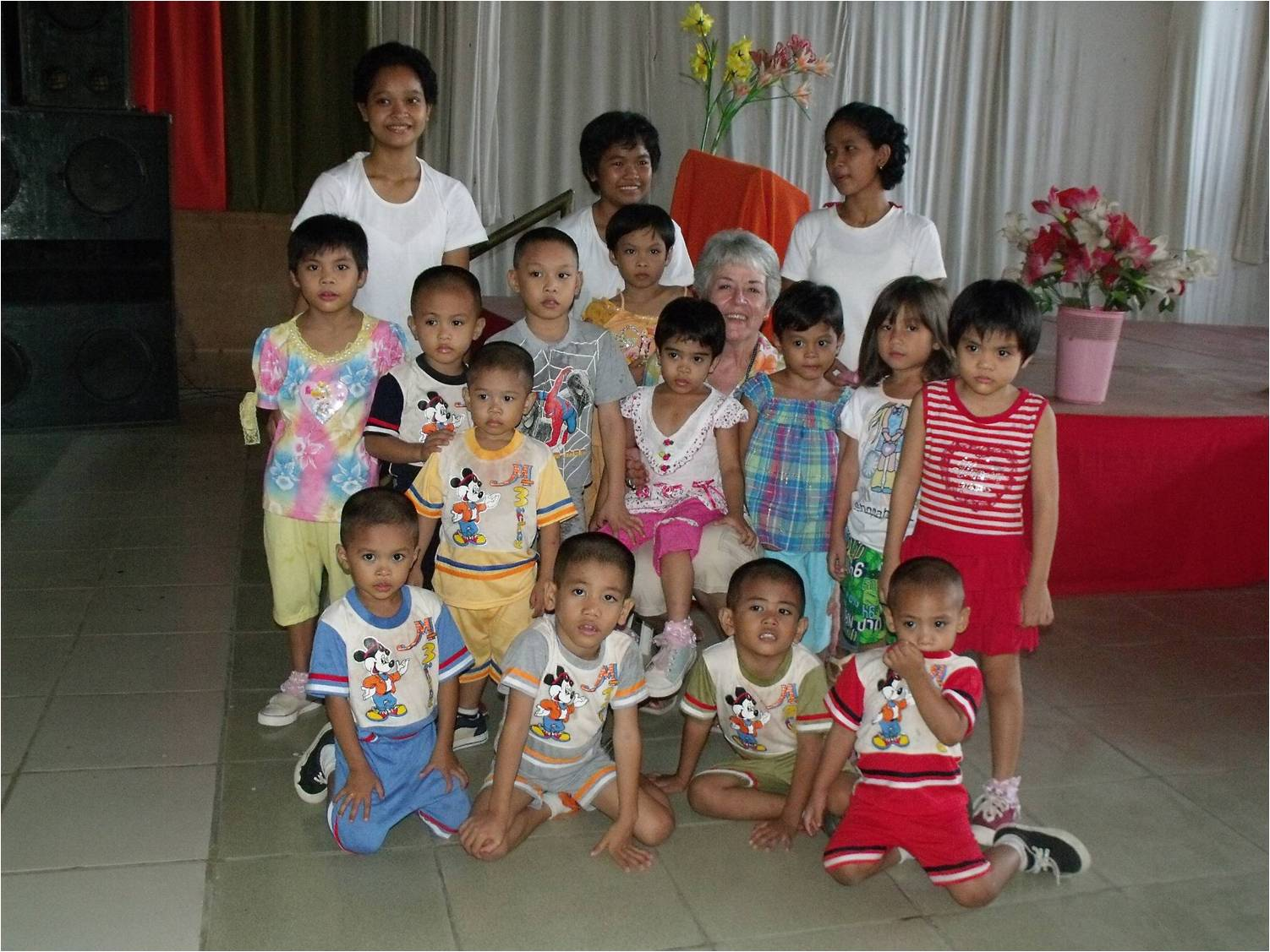 FWB Children\'s Home in Cebu