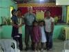 Pastor Alvin Dagot and family