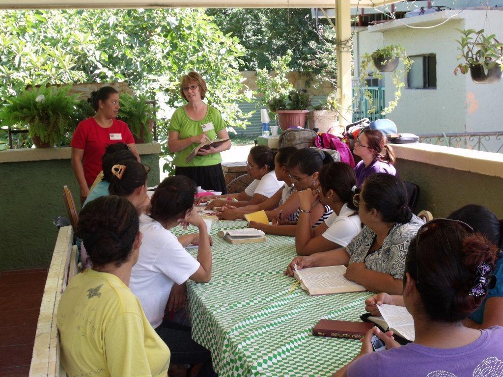 Short-Term Team teaching