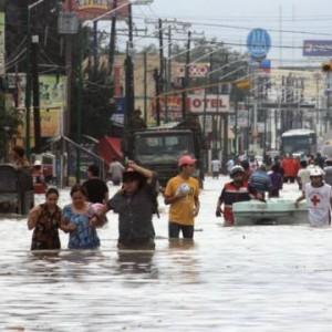 DEVASTATING FLOOD HITS PIEDRAS NEGRAS, MEXICO